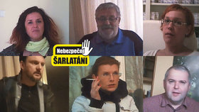 Vydávají se za »odborníky« a zneužívají strach, bezmoc a zoufalství nemocných lidí a pak si šarlatáni z AKTIP účtují honoráře.