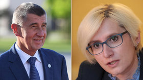 Andrej Babiš zřejmě definitivně odepsal Karlu Šlechtovou, vyplývá to z jeho reakce na poslední kroky ministryně, po kterých prohlásil, že je zřejmě přepracovaná a měla by si vzít dovolenou.