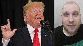 Bývalý vězeň se sejde s Trumpem