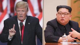 Donald Trump oznámil, že se Spojené státy nadále připravují na summit s Kim Čong-unem, který ve čtvrtek sám odvolal