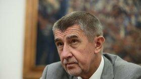 Předseda hnutí ANO a premiér v demisi Andrej Babiš v rozhovoru pro Blesk (27.5.2018)