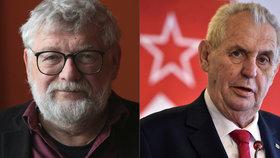 Josefa Klímu potěšila nominace na státní vyznamenání, z rukou Miloše Zemana ho ale nepřijme, vadí mu výroky o Peroutkovi i útoky na novináře.