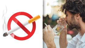 Zhruba rok po začátku platnosti podporuje zákaz kouření v restauracích 71 procent Čechů. Proti je zbytek, rozhodně ho odmítá 12 procent lidí. Zjistil to květnový průzkum Fakulty sociálních věd Univerzity Karlovy, který udělala ve spolupráci s agenturou Ipsos.