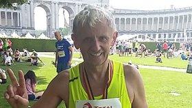 Slovenský expremiér Mikuláš Dzurinda si dal poprvé v roce 2018 bruselský půlmaraton. Vytrvalostní běhání je jeho velkým koníčkem