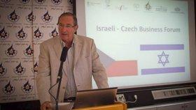 Nový český honorární konzul v Jeruzalémě Dan Propper