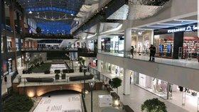 Obchodní centrum v Gdaňsku (Ilustrační foto)