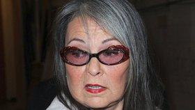 Roseanne Barr se dočkala zrušení pořadu po rasistickém výroku.