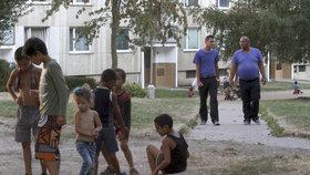 Italský ministr vnitra volá po sčítání italských Romů (ilustrační foto)