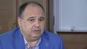 Jan Birke (ČSSD) v rozhovoru pro Blesk Zprávy.