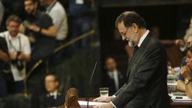 Hlasování o nedůvěře vládě ve španělském parlamentu (1.6. 2018)