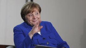 Německá kancléřka Angela Merkelová navštívila italské Assisi