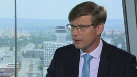 Otázky Václava Moravce: Martin Kupka (ODS)