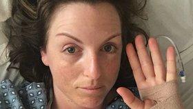 Zraněná cestovatelka Claire Nelsonová přežila čtyři dny v poušti v Kalifornii