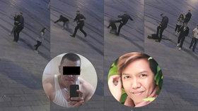 Juraj Filipínce Henryho brutálně umlátil.