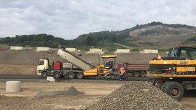 Česko je dlouhodobě kritizováno, že výstavba infrastruktury trvá.