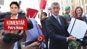 Andrej Babiš (ANO) je podruhé jmenovaný premiérem. Co mu říká komentátor Petr Holec?
