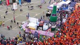 ČOI zjistila pochybení u všech kontrolovaných případů na půlmaratonu v Českých Budějovicích