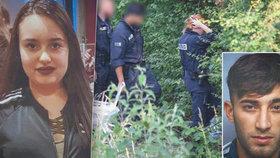 Vražda 14leté ve Wiesbadenu.