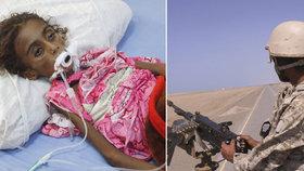 Mezinárodní koalice pod velením Saúdské Arábie zahájila dnes spolu s vojáky jemenské vlády uznávané Západem útok na jemenské přístavní město Hudajdá, které ovládají povstalci. Situace podle OSN může přerůst až v humanitární katastrofu a ohrozit na životě 250 000 lidí (13.6.2018).