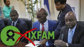 Haitská vláda oznámila, že charita Oxfam u nich kvůli sexuálnímu skandálu končí.