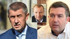 Babiš a Hamáček se neshodnou na kandidátovi ČSSD na ministra zahraničí Miroslavu Pochem. Kdo ustoupí?