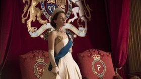 V prvních dvou řadách televizní verze The Crown přesvědčivě ztvárnili královský pár Claire Foy (34) a Matthew Robert Smith (35). Seriál pro Netflix vznikal v letech 2016 a 2017 ve Velké Británii, třetí řada se připravuje v průběhu roku 2018.