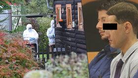 Dcera se pokusila o sebevraždu: Přeživší vraždy v Doubici po týrání trpěla.