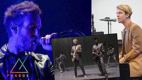 Metronome Festival Prague: Hvězdami jsou Massive Attack, David Byrne nebo Tom Odell