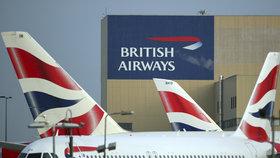 Aerolinky British Airways omylem prodávaly moc levné letenky do Dubaje a Tel Avivu.