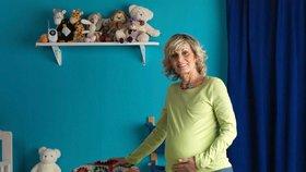 Za posledních 5 let se narodilo 36 dětí ženám po padesátce (ilustrační foto)