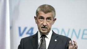 Premiér Andrej Babiš (ANO) předal Pražskému hradu seznam všech kandidátů na členy nové vlády