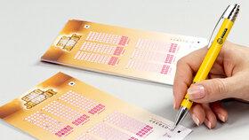 Loterii můžete vsadit online na internetu, na poště, u pokladny v obchodech nebo na prodejním místě Sazky až do dnešních 19 hodin.