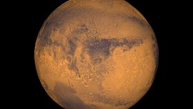 Planeta Mars, oblast Terra Meridiani