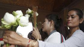 Ženy v Kambodži