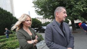 Andrej a Monika Babišovi vyrazili společně na Den zdraví uspořádaný poprvé ministerstvem zdravotnictví (23.6.2018)