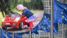 Českem se šíří nový euromýtus - prý bude nutné platit povinné ručení pro dětská autíčka.