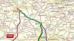 4 zajímavé trasy z Prahy do Chorvatska