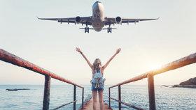 Češi na letní dovolenou pamatují. Podle aktuálního průzkumu společnosti Rondo Data se jich na ni chystá 75 procent.