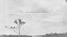 Snímek pořízený v Peru, Madre de Dios, v roce 1952.