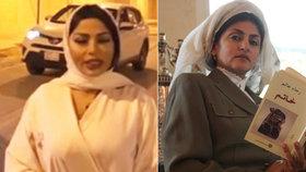 """Postavení žen v Saúdské Arábii se nelepší, přestože už smějí řídit. Moderátorka kvůli """"nevhodnému oblečení"""" utekla ze země, další aktivistka za ženská práva skončila ve vězení."""
