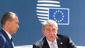 Europoslanci schválili usnesení proti Babišovi. Agrofert má stopnuté dotace