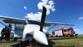 Nehody malých letadel jsou běžné (ilustrační foto.)