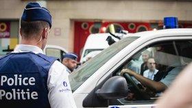 Belgická policie zatkla pár íránského původu za přípravu útoku ve Francii.