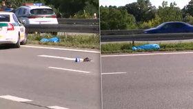 Desetiletého chlapce srazilo při přebíhání silnice v Košicích auto, na místě podlehl.