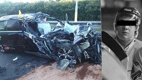 Tragédie v Karlových Varech: Při nehodě luxusního auta zemřel nadějný hokejista Patrik (†26)