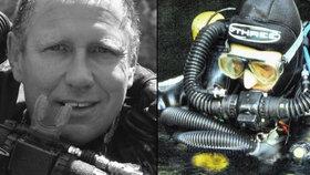 Australský lékař a potápěč v jedné osobě Richard Harris!