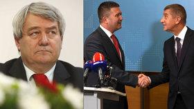 ANO podepíše koaliční smlouvu i dohodu o toleranci s KSČM