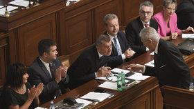 Schůzky se zúčastní vrcholní ústavní činitelé.