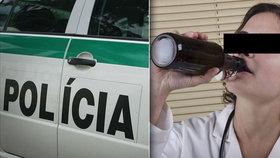 Lékařka nadýchala dvě promile! Hrozí jí dva roky za mřížemi (ilustrační foto)