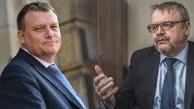 Ministr dopravy Dan Ťok chce vyměnit vedení Českých drah.